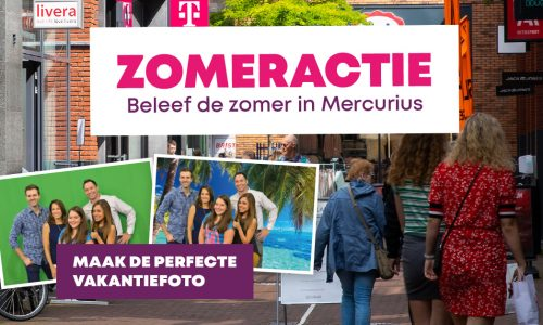 Mercurius-Zomeractie-Website